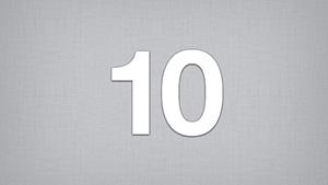 Lesson #10